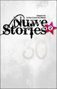 "The white-hot cover of ""Nuwe Stories 2"""