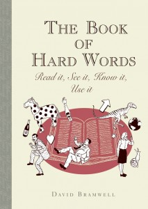 The Book of Hard Words by David Bramwell